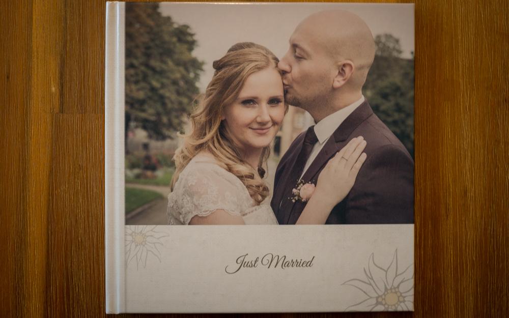 Fotobücher für Hochzeiten